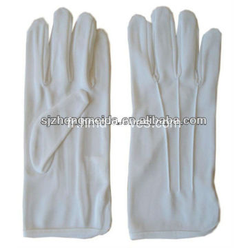 Beauty Care Wear Large White Cotton Gloves Eczema