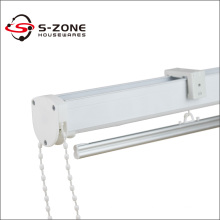 New Arrival Aluminum Heavy Duty Roman Blind Track With Competitive Price