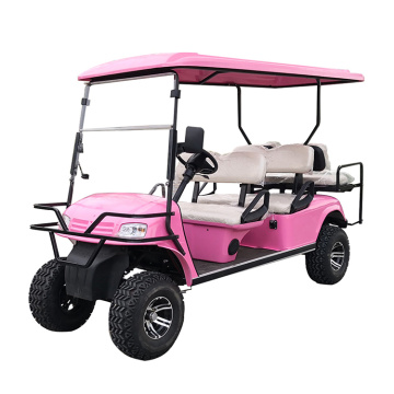 2021 off road Electric Golf Cart 6 kursi