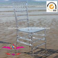 Hecho de SinoFur silla de chiavari de resina de venta caliente