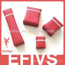 De alta gama de estilo personalizado tendencia jsofa caja de joyas al por mayor