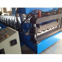 Máquina formadora de rolos para fazer telha
