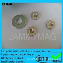 piercing with magnet