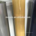 Vinilo reflectante de vinilo vinilo / resplandor dorado para material de licra