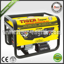2.5KW-2.7KW 6.5HP Gasoline Generators Set TGF Serise TGF3600E Electric Start System