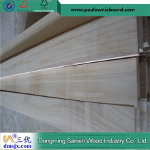 Paulownia Strip Planking 3mm and 4mm for Surfboards