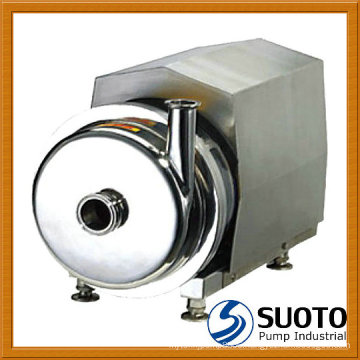 Sanitary Centrifugal Pump for Milk and Juice