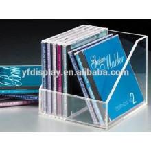 Transparente Acryl CD Display Halter Box