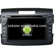 reproductor de DVD del coche para el sistema Android 2012 Honda CRV