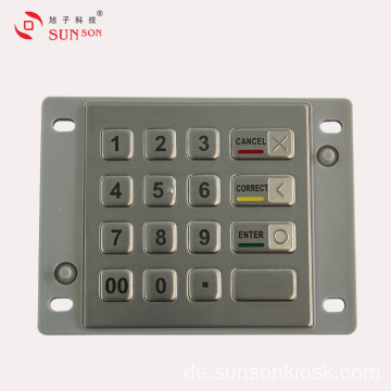 PCI V3 Approved Encrypted PIN Pad