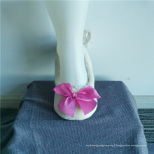 Chaussettes Sweet Princess Polyester Bowknot Pantoufles