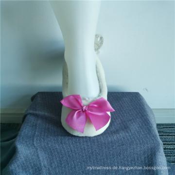 Sweet Princess Polyester Bowknot Hausschuhe Socken