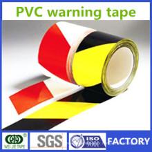 Fita de advertência imprimível do PVC feita em China
