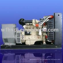 Conjuntos de generación diesel con motor VOLVO (18kw - 112kw)