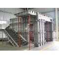 Betonwand Aluminium Schalungssystem