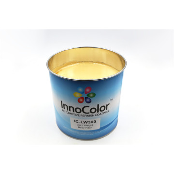 Мягкая шпатлевка InnoColor Light Weight Body Filler Soft Putty
