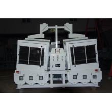 máquina separadora de arroz pequeña máquina de molino de arroz