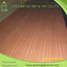 Competitive and Price Sapele Fancy Plywood From Linyi Qimeng