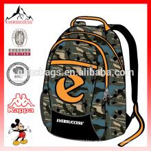 Alta calidad al aire libre y senderismo de día mochila mochila bolsa de sublimación