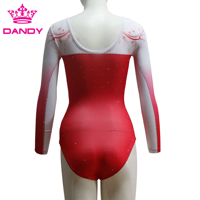 leotard template