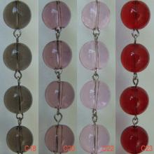 DL28 Crystal Beaded Chain