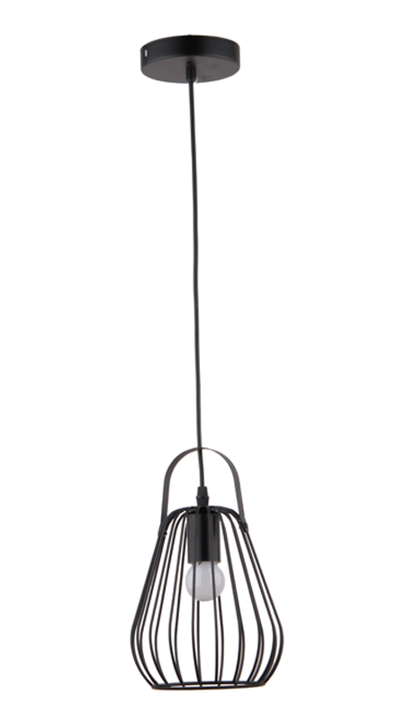 Energy Saving Black Modern Chandelier