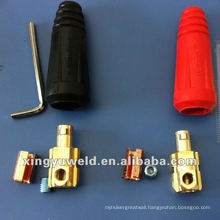 welding machine spare part cable connector