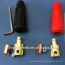 Соединитель кабеля запасных частей сварочного аппарата