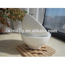 личные печатных утолщение чистый белый керамический ногой чаша