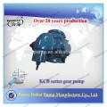 Rotary gear pump--KCB series gear pump/ oil pump/ lubrication pump