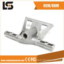 Cartucho de alumínio com acabamento CNC usinagem de peças sobressalentes para motocicletas elétricas