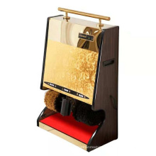 low noise silent wave motor high quality brush intermittent unburned motors infrared induction shoe polishing machine for home