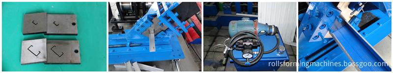 light keel making machine