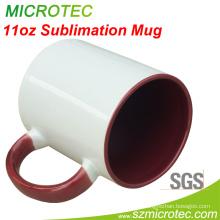 Sublimation Mug-11oz Inner Color Mug (MT-B002H)