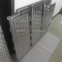 kit de refrigeración por agua de aluminio para batería de coche eléctrico