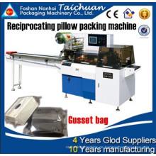 Biskuit mit Tray Flow Pack Maschine TCZB-450W