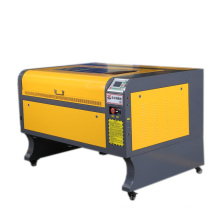 hot sales   9060 co2 laser engraving machine for glass , laser wood acrylic carving machine with low price