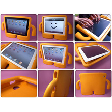 Fashion Cute Shockproof Kids EVA Case for iPad