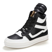 New Collection Spring Men Shoes with Metal (YN-12)