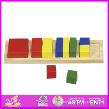Hot Sale Baby Wooden Jigsaw Puzzle Toy W14G009