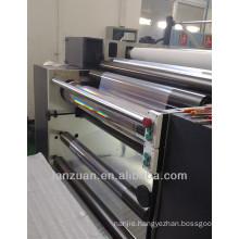 heat transfer film for high-grade packaging