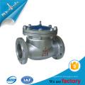 Válvula padrão de aço em 2 '' 4 '' 6 '' para óleo de água e gás