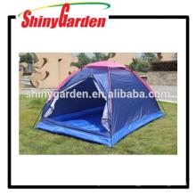 tente de camping unique, bon marché et portable avec maille
