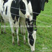Preço de cercas agrícolas baratas galvanizadas / cercas agrícolas