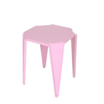 Café en gros coloré de qualité supérieure dinant le tabouret et la table en plastique