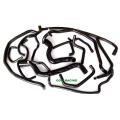 15PCS / Set Samco Silikon-Zwischenkühler-Kühler-Schlauch-Kühler-Rohr für Renault 5 Gt