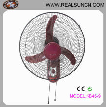 18inch Wall Fan with 3 Horn Blade Two Pull Line