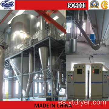 Humic Acid Powder Spray Machine