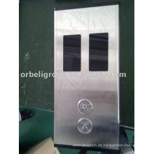 Aufzug LOP, COP, HOP (Duplex), Hebeteile