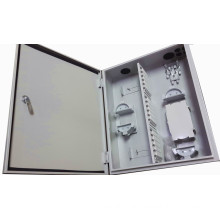 12-96 Ports Outdoor Waterproof Wall-Mount ODF Fiber Optic Distribution Box